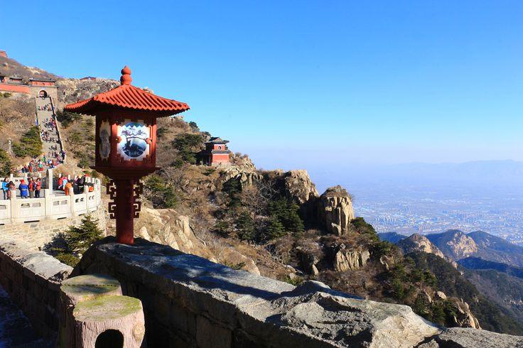 Tài Shãn, a montanha mais escalada do mundo | Viagens à Solta