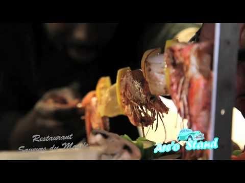 Vidéo du restaurant Are'O Stand à Brest sur le réseau www.vidngo29.com