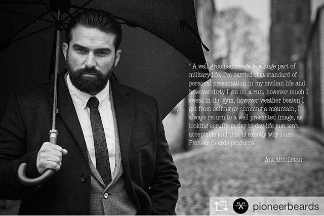 Proud to be an ambassador to this hand crafted, cruelty free brand @pioneerbeards #beard #malegrooming #beards #beardgang #crueltyfree #beardwax #beardbalm #pioneerbeards #beardlife