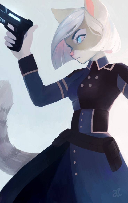 furry,фурри,фэндомы,Aurum-AI,furry f,furry art,furry feline,furry cat,furry милитаризм,furry with weapon