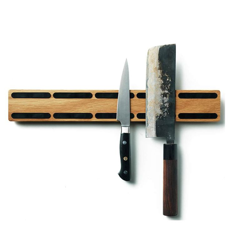 Knife Catcher Classic Knivlist L38cm, Ek, Scandinavian Design Factory