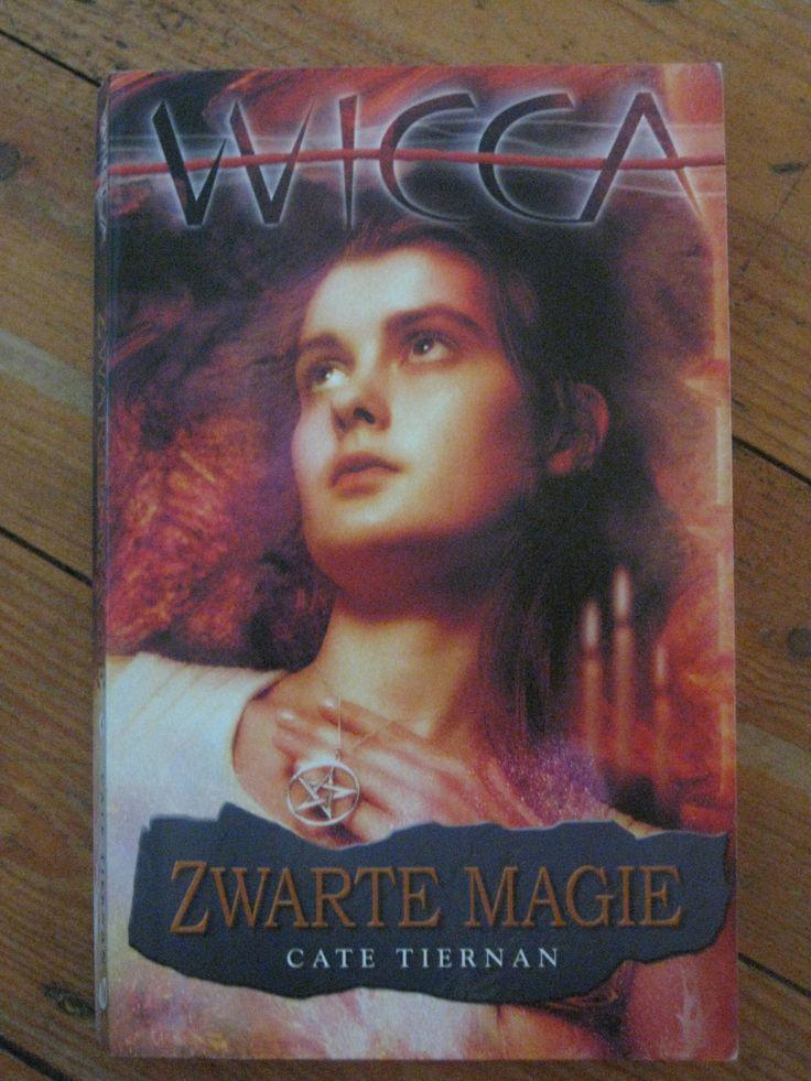 Fiction: Wicca 4: Zwarte Magie