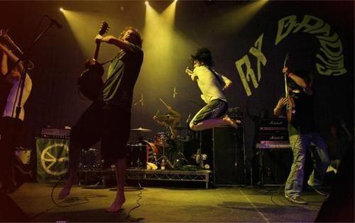 RX Bandits. Ska. Progressive Rock. Punk. Reggae.