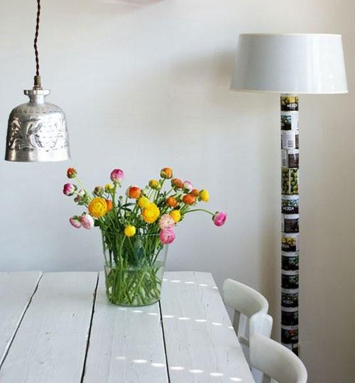 decorating: Pendants Lamps, White Flower, Flower Bouquets, Cute Ideas, Flower Arrangements, Fresh Flower, Pretty Flower, Hanging Lamps, Shades Flower
