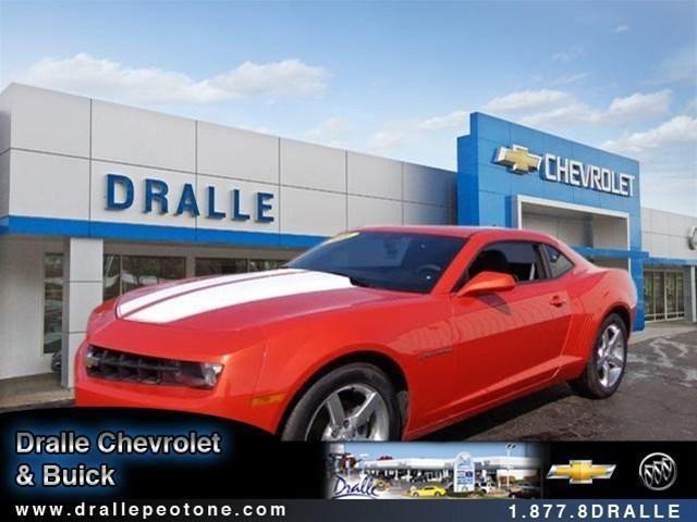 2011 Chevrolet Camaro 54 198 Miles 20 945 Coupes