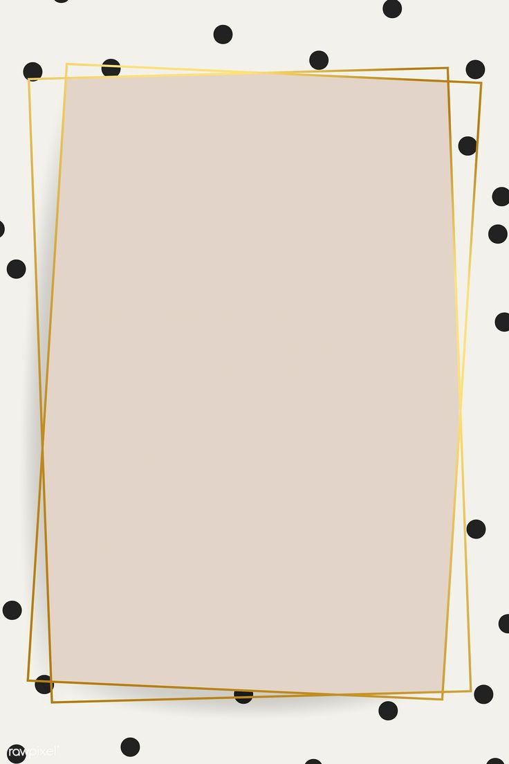 Download premium vector of Rectangle framed card mockup vector 894140