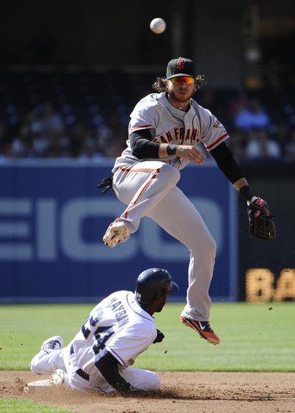 Brandon Crawford Photo - San Francisco Giants v San Diego Padres