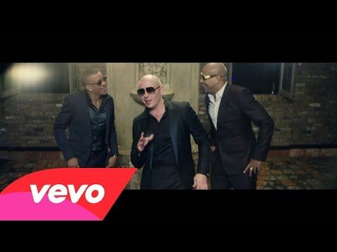 Video Oficial: Pitbull/Ft. Gente de Zona 'Piensas'   Yako on Mia 92.1