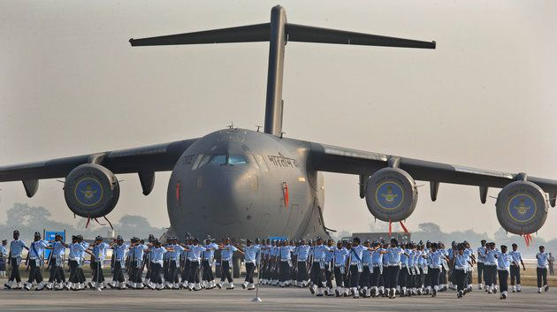 Gunmen Attack Indian Air Force Base Near Border With Pakistan