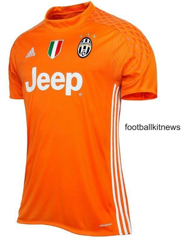 Juventus goalkeeper 2016-17  2584fa3b19b19