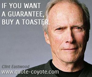 Clint Eastwood Picture Quotes 2