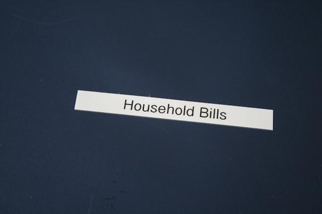 17 best ideas about bill pay organizer on pinterest bill binder bill planner and organize bills. Black Bedroom Furniture Sets. Home Design Ideas