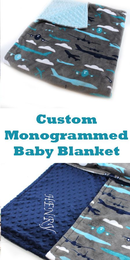 33 best airplane nursery theme ideas images on pinterest boy order your custom baby blanket today lots of patterns and colors available airplanes personalized baby blanket baby gift minky baby blanket boy negle Gallery