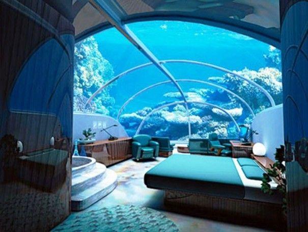 25 Trending Underwater Hotel Ideas On Pinterest Fiji Poseidon Resort And Hotels In