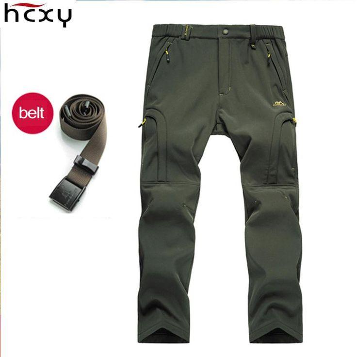 Men Pants 2017 winter Men Trousers Militar Tactical Cargo Pants Spring Sweatpants Waterproof Army Pants For Mens Brand Clothing