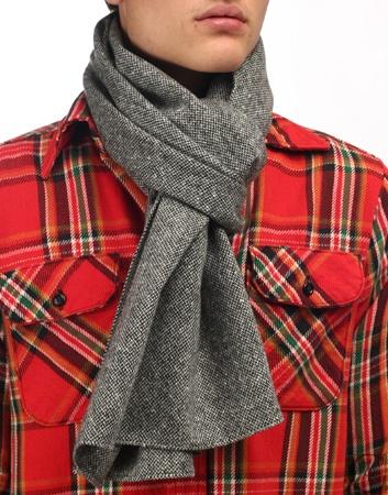 The Hill-Side N75 051 Wool Blend Tweed Scarf Black: 051 Wool, Taste Level, Blend Tweed, Don T Question, Wool Blend, Hill Side N75, Tweed Scarf, N75 051, Scarf Black