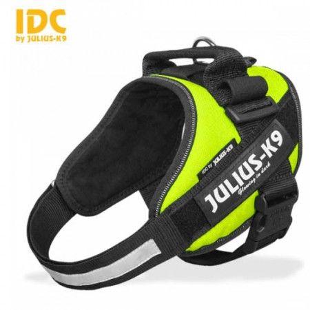 Julius K9 IDC-Powerharness 0 Neon green - Julius-K9 Julius-K9 IDC-Powerharness IDC 0 - globaldogshop.com