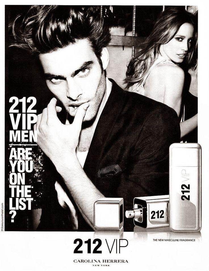 212 VIP Men by Carolina Herrera Men Edt 2011