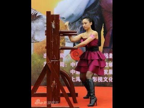School girls - wing chun techniques - wing chun training - 11 Year Old G... …