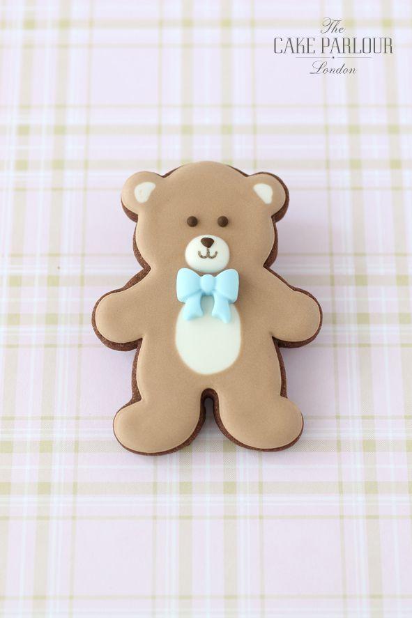 Best 25+ Teddy bear cookies ideas on Pinterest | Bear cookies, Cute teddy bears and The little bears