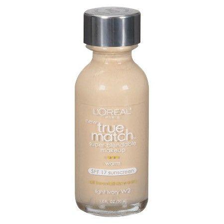 L'Oréal® Paris True Match Super Blendable Makeup - Neutral Golden Beige N6.5…