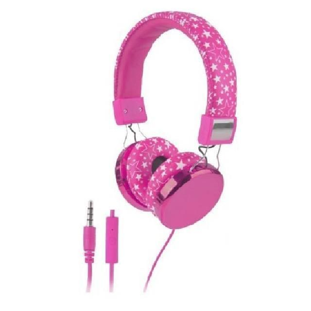 Headphones Stars Pink - These pink headphones are the stars of any audio experience. #electronics #headphones #music #beats #listen #radio #spotify #tunein #mostlygifts #shopnow #greatdeals #freeshipping #fastdelivery #stylish #affordable #fun #stylishaffordablefun #stylishgifts #affordablegifts #fungifts #giftideas #onlinegiftshop #onlinegiftstore #giftshop #giftstore #gift #gifts #giftsonline #freeshipping #fastshipping Order Here…