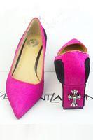 2014 новая коллекция весна ретро отметил толстые каблуки одного обуви из натуральной кожи конский волос дизайнерское платье туфли женская туфли на высоком каблуке ну вечеринку туфли