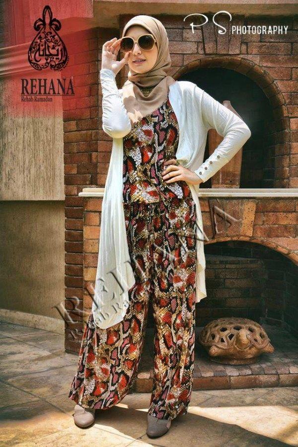 rehanna fashion style