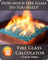 Sky Blue Eco Glass for $3.85 - Eco Fire Glass | by American Fire Glass