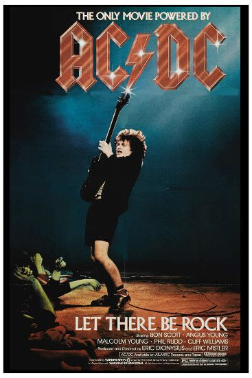 I Love AC/DC! always puts me in a good mood!