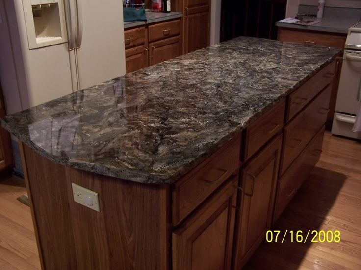 Example of cosmos granite for our countertop so cool for Examples of granite countertops in kitchens