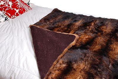 New Zealand Possum - Bear Cottage - Throw | Shop New Zealand NZ$1,653.75
