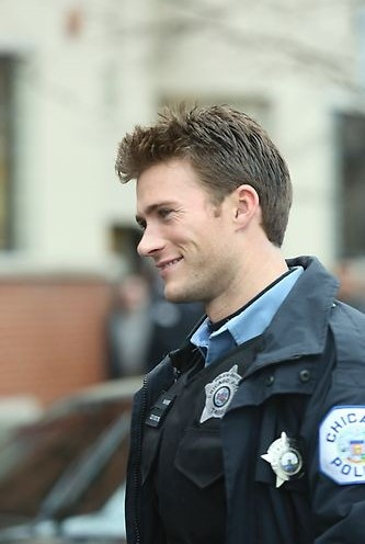 Officer Barnes Scott Eastwood Chicago PD NBC