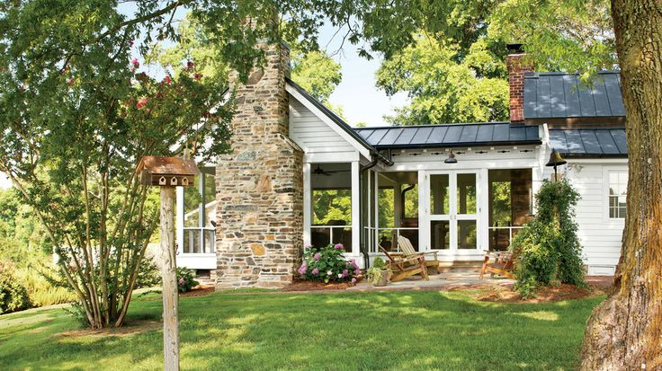 Sara's Simply Southern Cottage Makeover Before And After