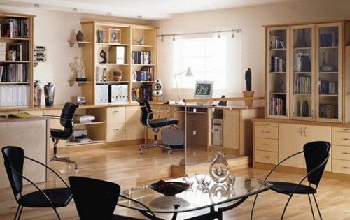 Gallery Home Design Ideas: Some Tips For Proper Home Office Space Plans to Run Office from Home