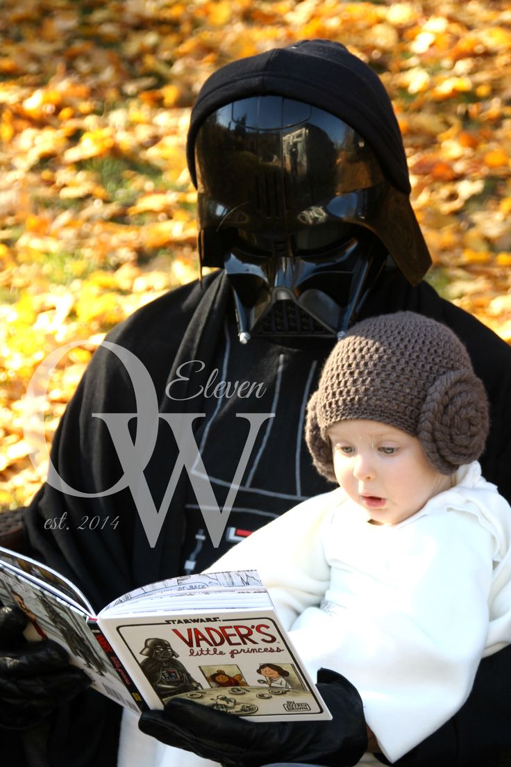 Star Wars Halloween. Our favorite Daddy /Daughter costumes. #starwars #halloween