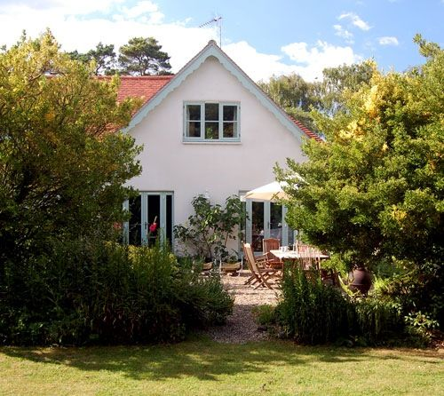 Gardeners Cottage Self Catering For Hen Parties In East Anglia England