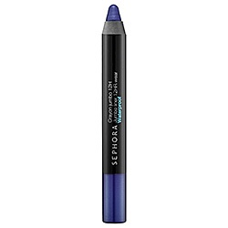 The jumbo liner from Sephora is amazing. I'm not normally a huge fan of blue, but I love this in the marine.