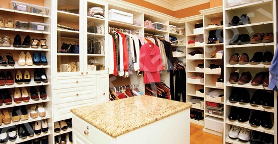 Delightful Walk In Custom Closet By Closet Factory Learn More: Http://bit.ly/1OazY7k |  Master Closets | Pinterest | Custom Closets, Custom Closet Design And  Closet ...