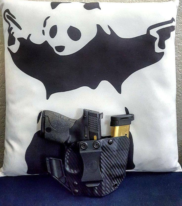 Holster love from @jq280 #firearmfriday #pistolpackingpanda  . . . . #igmilitia #smithandwesson #mp #shield #mpshield #9mm #shieldsquad #handgun #pistol #pewpew #pewpewlife #anrdesign #iwb #concealedcarry #gun #guns #firearm #firearms #firearmsdaily #gunsdaily #gunstagram #gunsofinstagram #gunsofig #2a #2ndamendment #secondamendment #pro2a #progun  Alexandryandesign.com