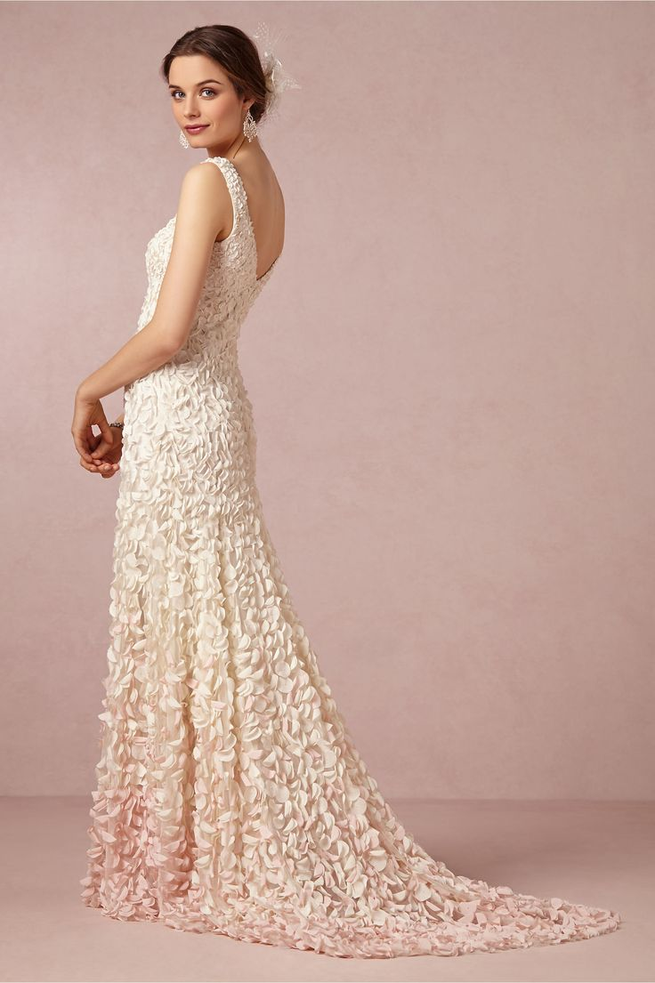 77 best dress piration images on pinterest wedding dressses emma gown from bhldn inspired by the blossoms of the japanese cherry tree vintage wedding gownsused ombrellifo Image collections
