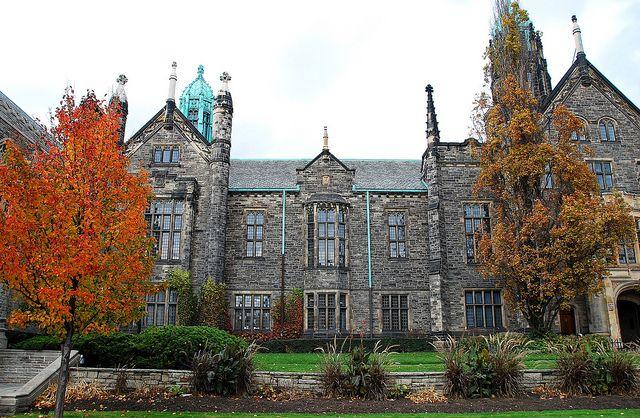 University of Toronto, Ontario, Canada.
