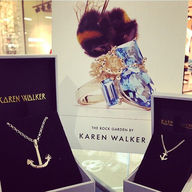 """""""⚓️ We love Karen Walker her at Silver Wolf Kawana, come down and see our range! We have quite the collection! #unleashyourwolf #silverwolf…"""""""