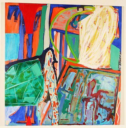 Rachael Dewhirst-'Voyage '-Bath Street Gallery