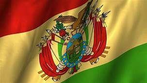 La bandera de Bolivia tiene tres colores. El rojo representa el coraje de los patriotas, el verse representa la riqueza de la tierra, y el amarillo representa the mineros y oro.