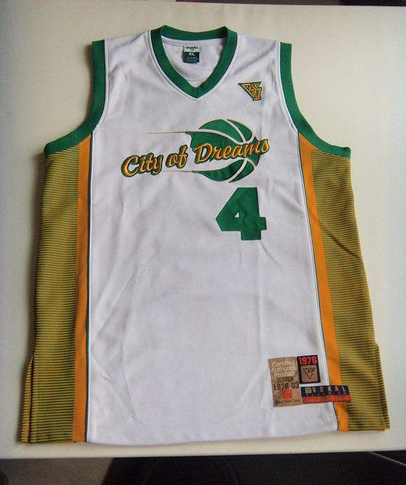 21f38ef7c8fb7 VTG 90's VOKAL Basketball Tank Top Rapper Nelly Jersey #4 Hip-Hop ...
