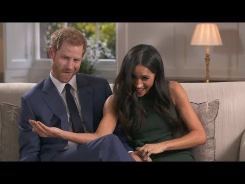 Prince Harry And Meghan Markle Detail Proposal And Romance First Post Engagement Interview Youtu Prince Harry And Megan Prince Harry And Meghan Prince Harry