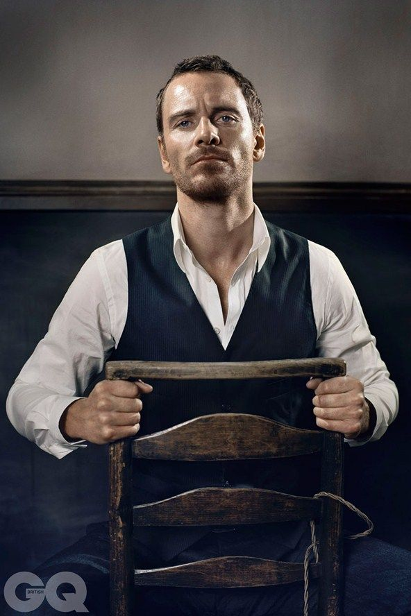 Michael Fassbender by Vincent Peters for GQ Magazine