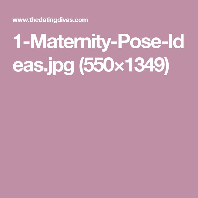 1-Maternity-Pose-Ideas.jpg (550×1349)