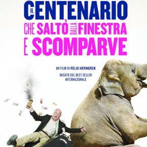 Movie: Il centenario in fuga approda anche al Cinema